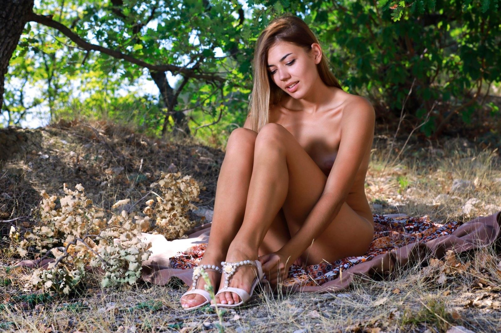 Сексуальная незнакомка на каникулах - фото
